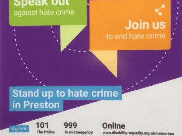 Hate Crime Taxi Campaign