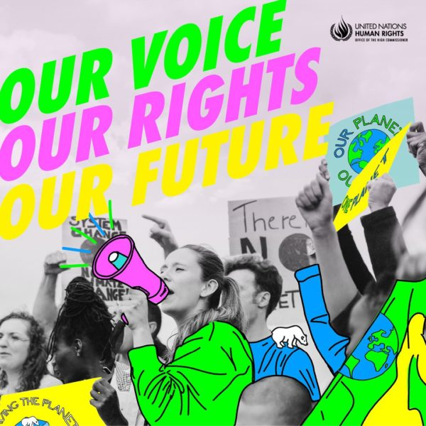 Human Rights Day - UN Promotional Artwork